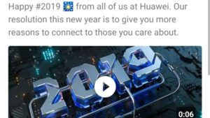 公式アカウントでiPhoneから「おめでとう」ファーウェイ従業員2名処分
