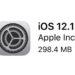 iOS 12.1.3が正式リリース  iPad Proの音声の歪みやメッセージの不具合など修正