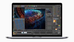 【速報】新型MacBook Proが発表 最大8コアでキーボードも新素材に