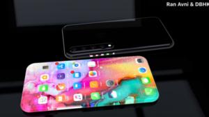 「iPhone XI」のコンセプトイメージ登場 ベゼルレスデザイン、側面ショートカット