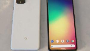 【悲報】Googleの新スマホ「Pixel 4」がダサすぎる