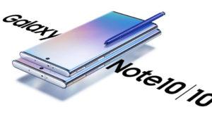 【速報】Galaxy Note10+が凄すぎる。クアッドカメラに45W急速充電、RAM12GB 、ROM512GBなど