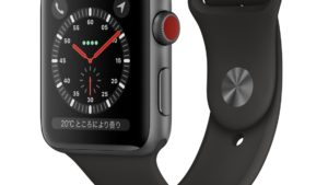 Apple Watch series3安くなったし買おうと思うんだが...