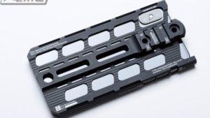 ガンダムの「カトキハジメ」がデザインしたiPhoneケースが発売。メカニカルな造形に高い拡張性も備え価格は7,500円