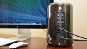 新Mac miniのベンチ結果、Mac Pro並